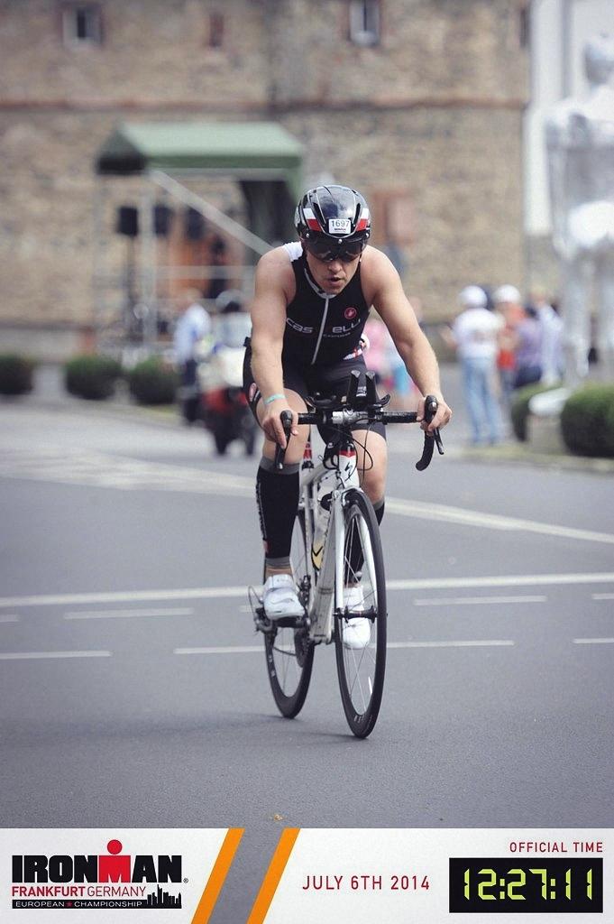 велосипед, Ironman, Горган