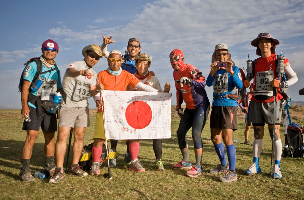 Gobi Marathon, марафон в Гоби, марафон пустыня, Монголия
