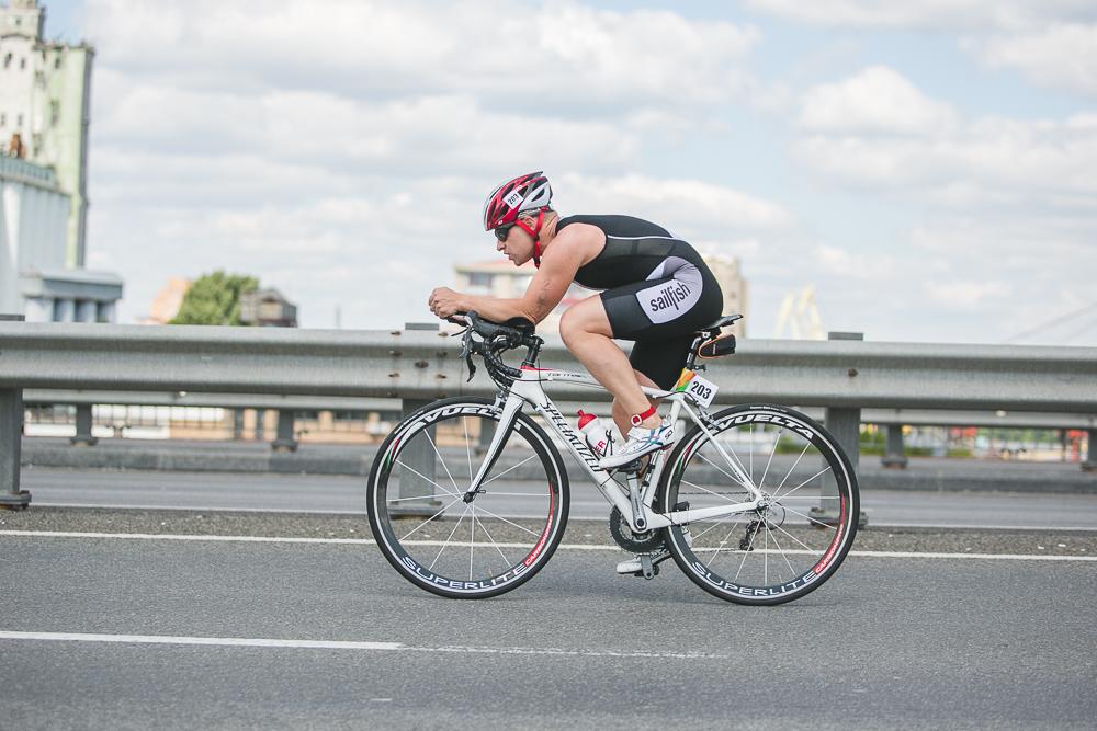 Горган, триатлон, Ironman
