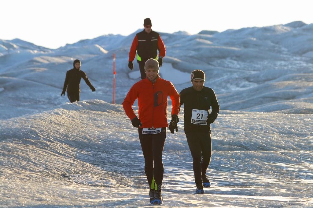 гренландия, марафон, бег гренландия