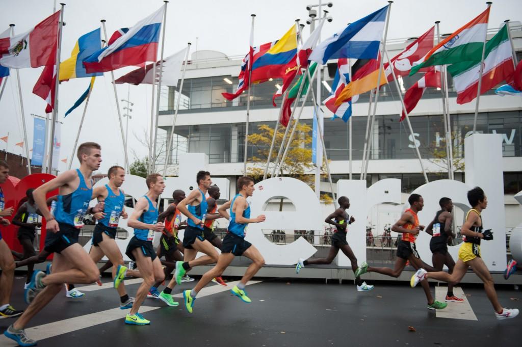TDR-lopers-in-de-Amsterdam-Marathon-van-2012