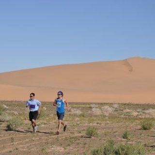 Gobi, marathon, mongolia