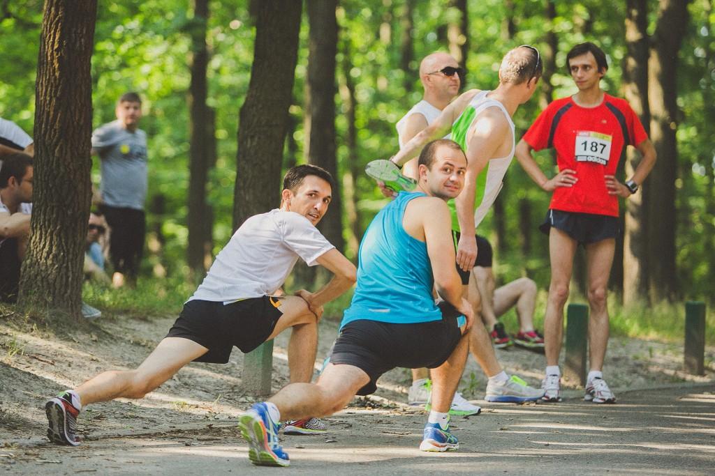 Розминка і розтяжка: до чи після бігу?