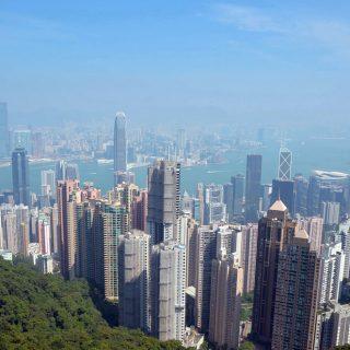 Гонконг где бегать, Гонконг бег, Гонконг маршруты для бега, гонконг небоскребы
