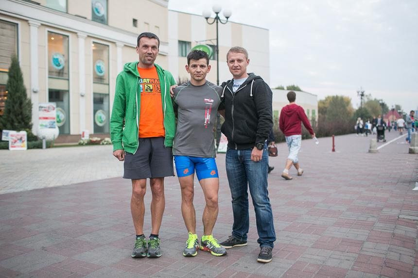 бег, тритлон, Ironman, IronSolo, Владимир Дегтярев