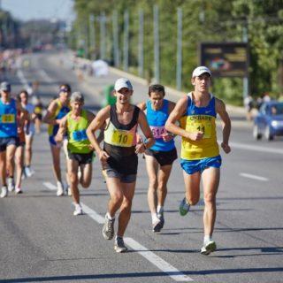 Белая Церковь марафон