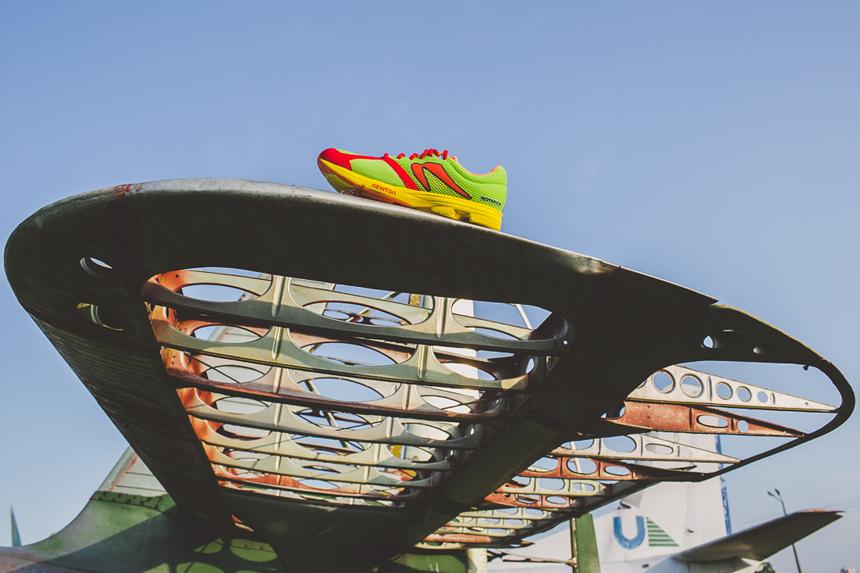 Newton Distance M, кроссовки для триатлона, кроссовки для бега, обзор и тестирование кроссовок Distance M