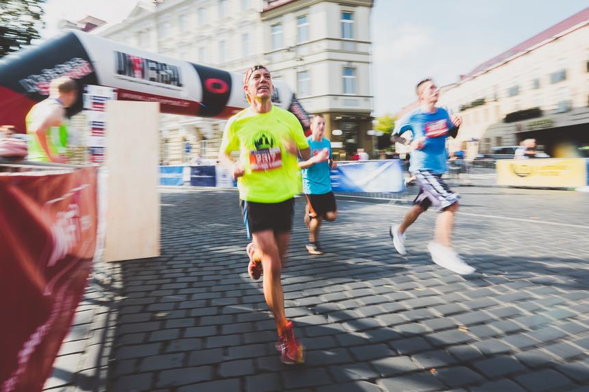 Отчёт о марафоне в Вильнюсе 2014 2