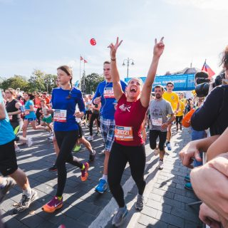 Отчёт о марафоне в Вильнюсе 2014 7