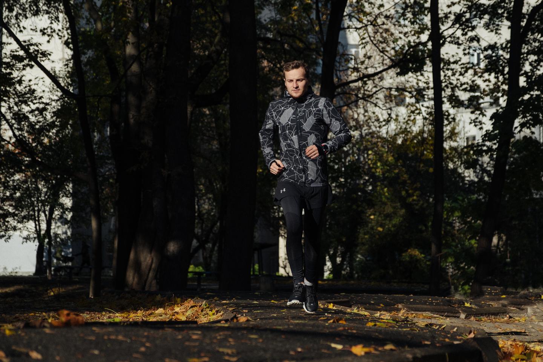 В чому бігати восени