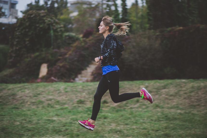 Как одеваться на пробежку осенью 2