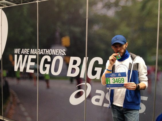 Нью-Йоркський марафон: коли боїшся горок, а підводить погода