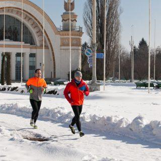 Как одеваться на пробежку зимой 4