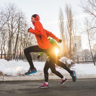 Базовые принципы тренировок в холодную погоду