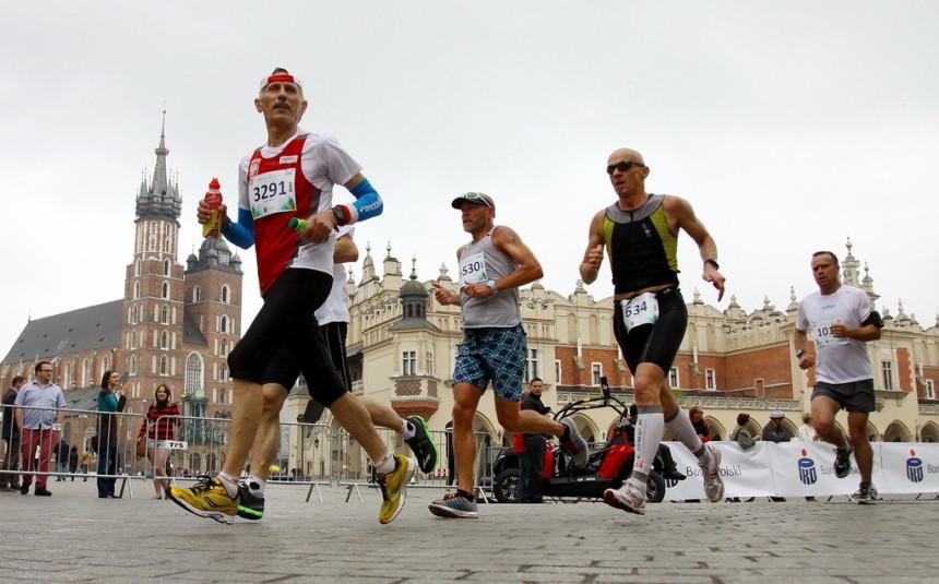Марафон в Кракове, Cracovia Marathon