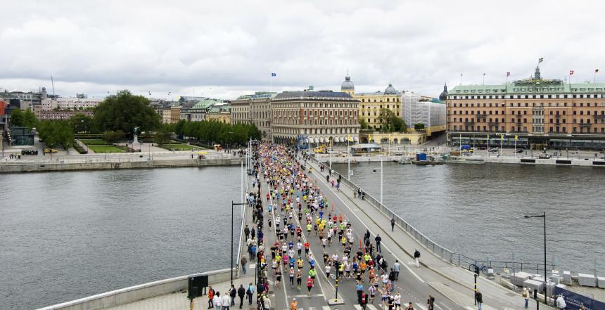 Stockholm Marathon, Марафон в Стокгольме