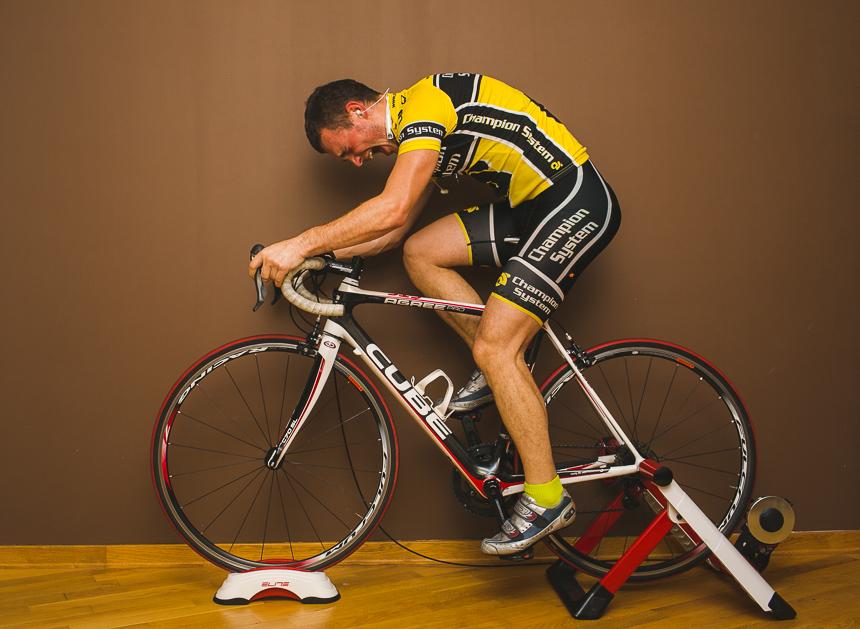 измерение уровня лактатного порога на велотренажёре