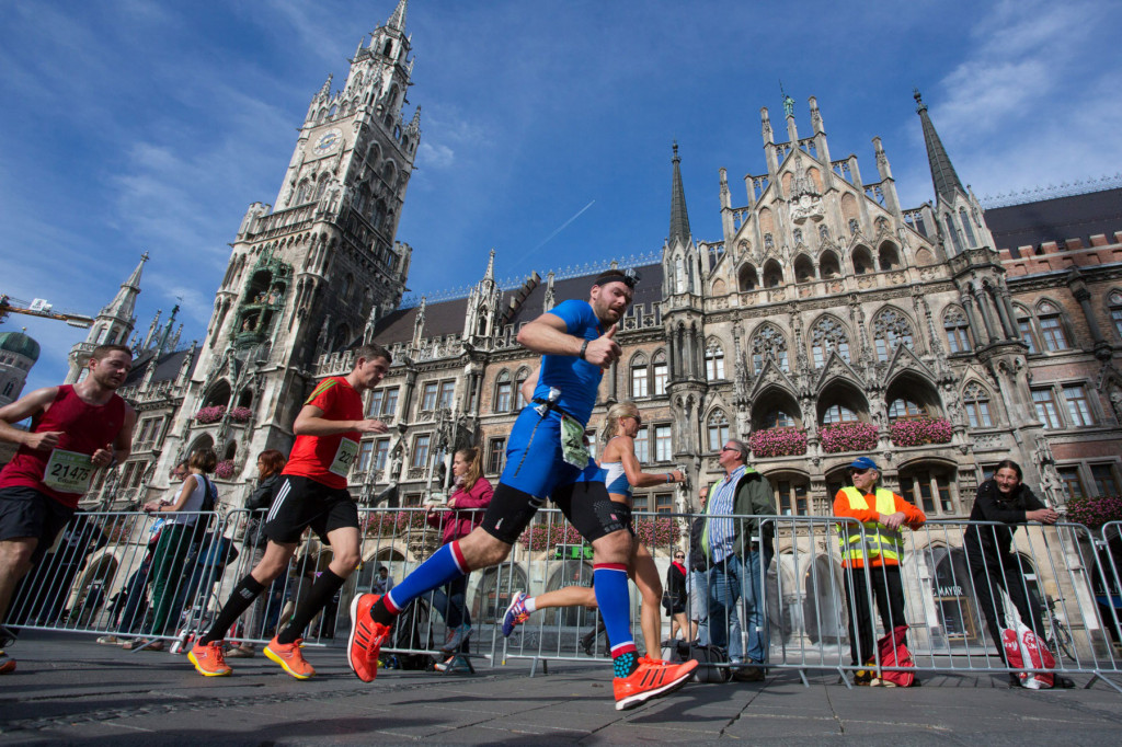 Интересные марафоны осени 2015