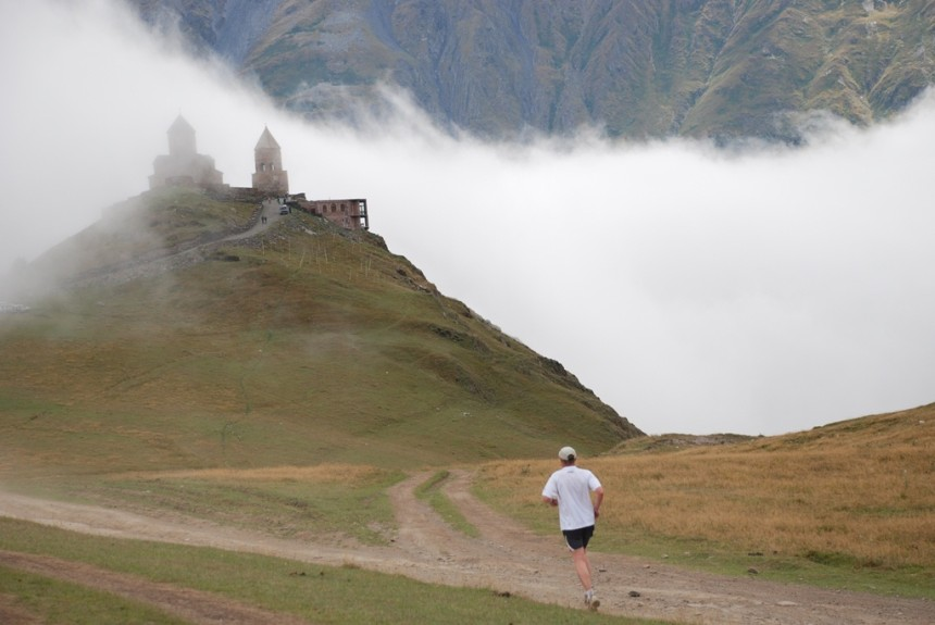 The 6th Kazbegi Trail Marathon