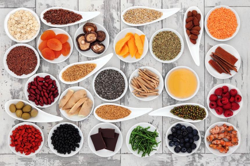 Украинские суперфуды: 8 местных продуктов