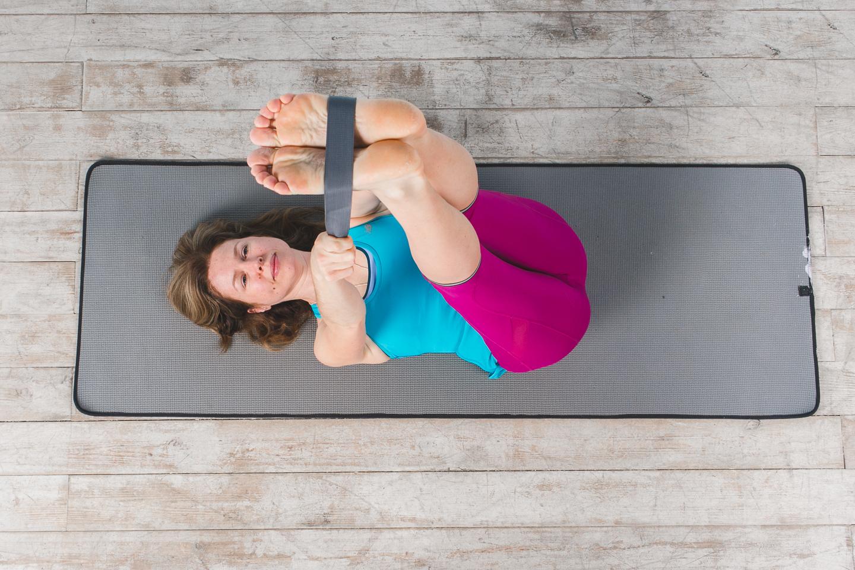 Йога для бегунов. Расслабляющий комплекс