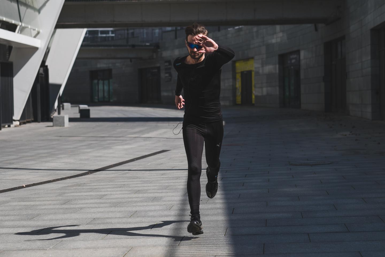 Как хорошо получиться на беговых фотографиях