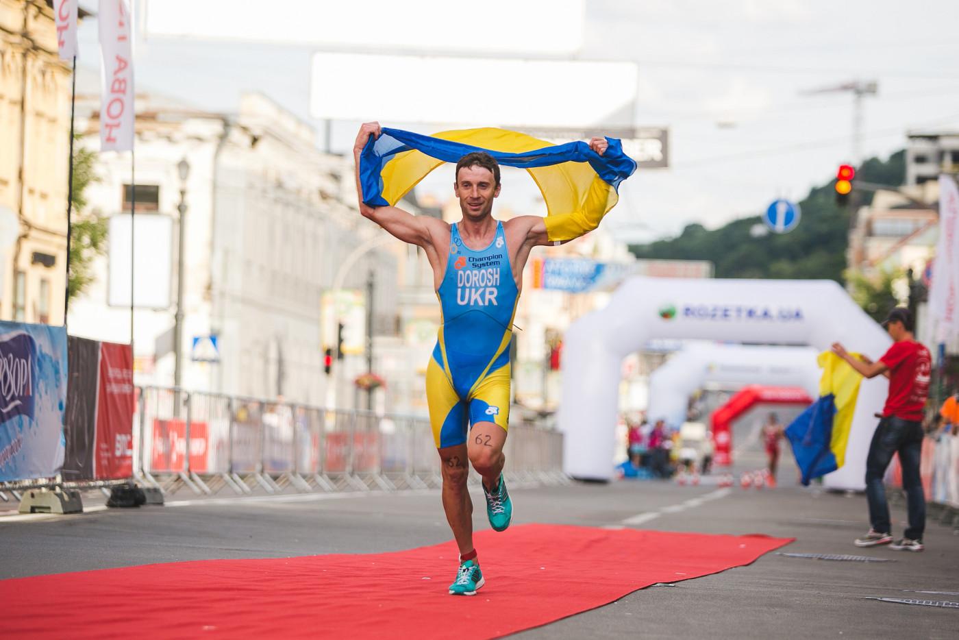 Триатлон: украинские старты лета 2015