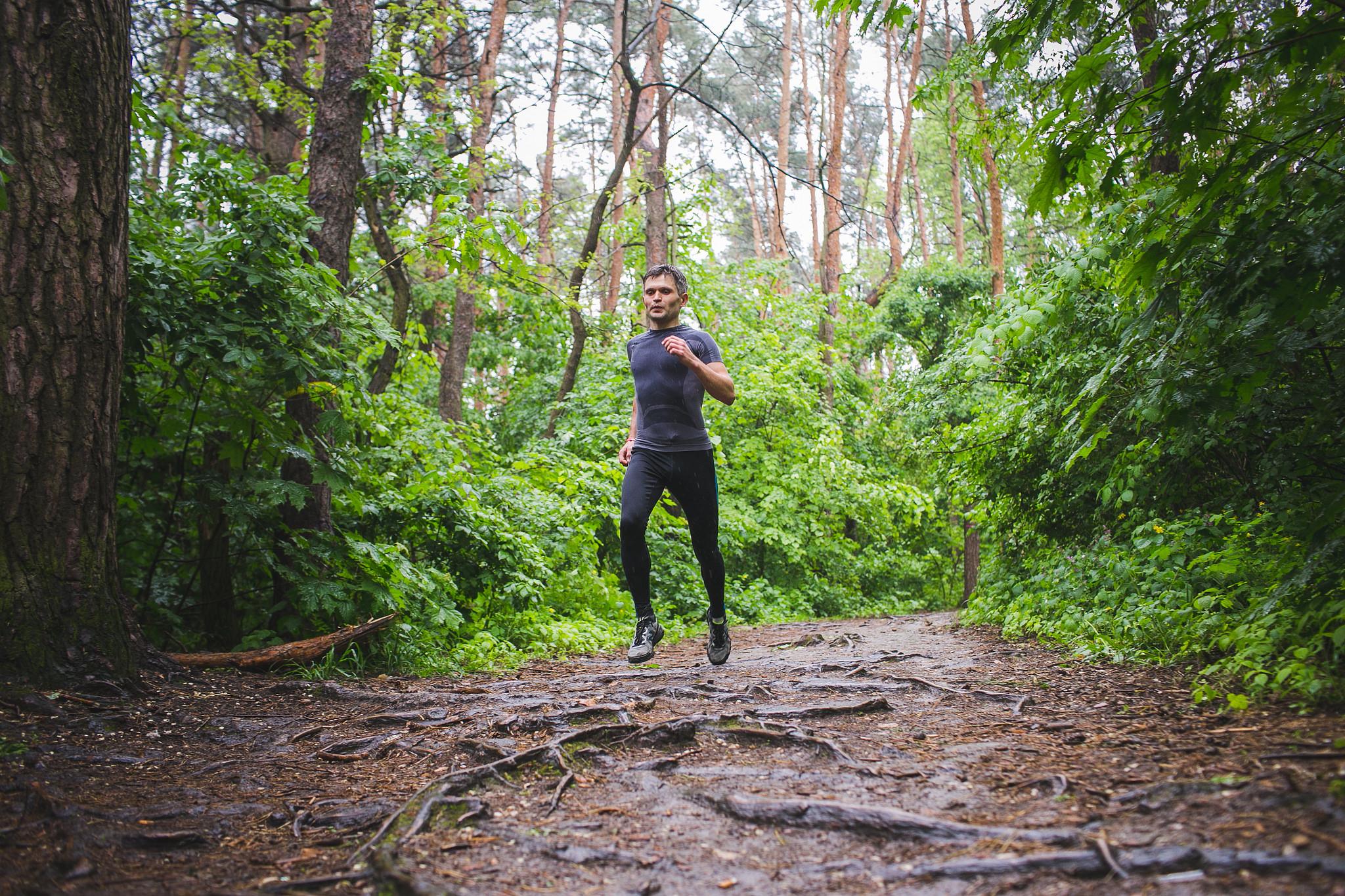 Секреты бега в горах, и что его отличает от бега по шоссе