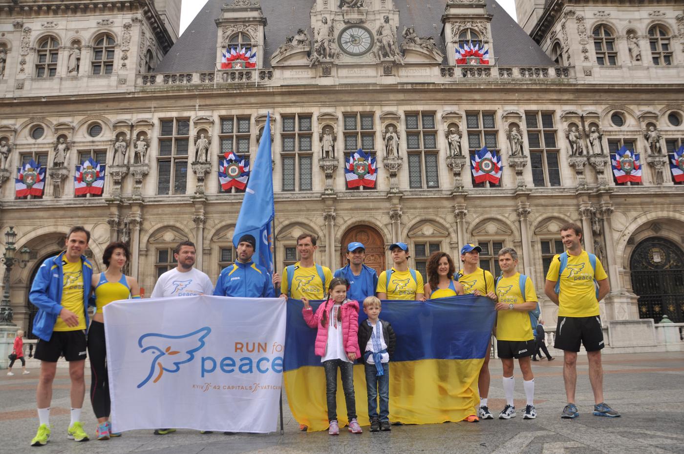 Забег ради Мира: 12 человек, 14 стран и 8 725 километров бесценного опыта