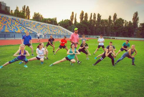 Обзор беговых клубов Киева
