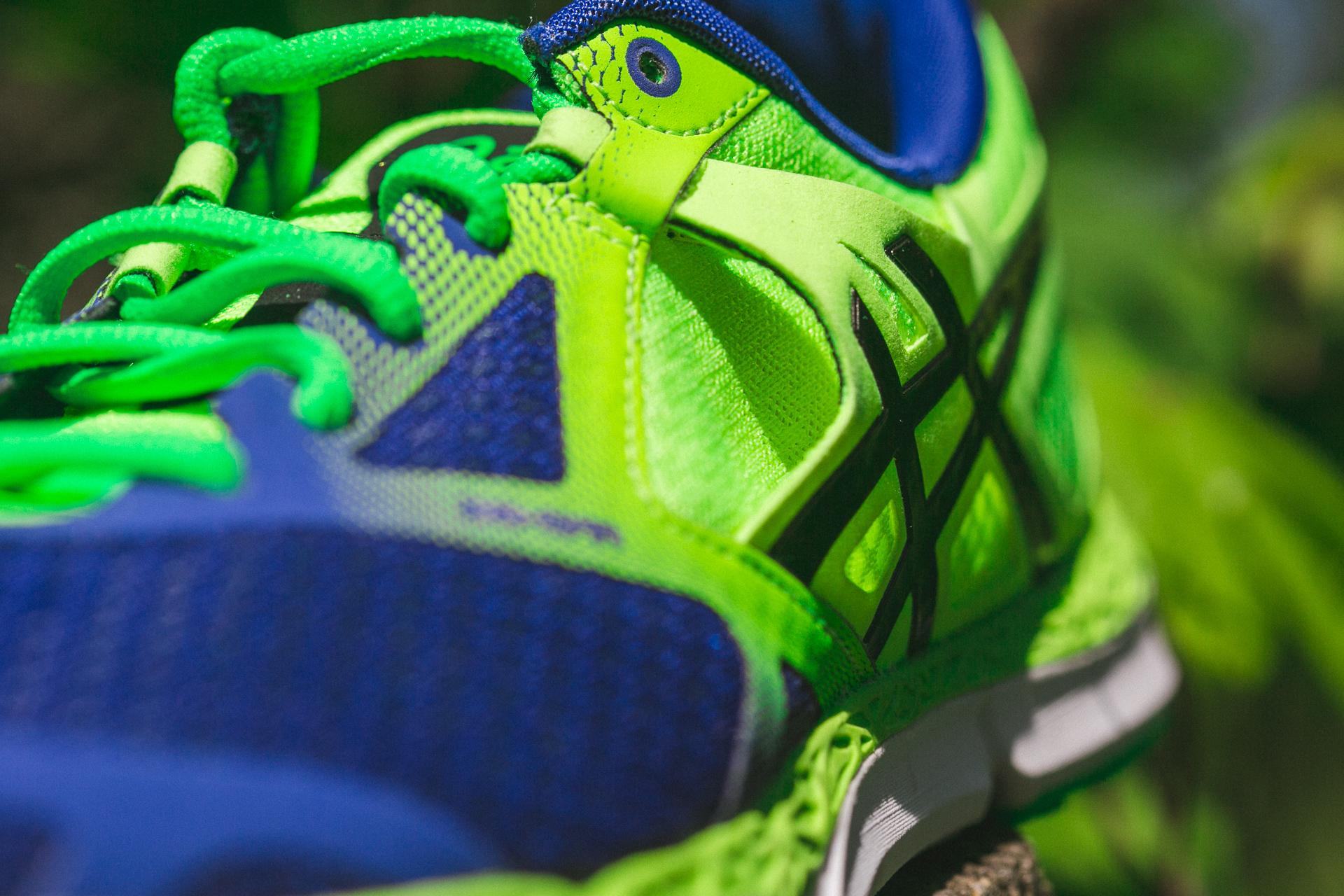 Обзор кроссовок Asics 33 - DFA