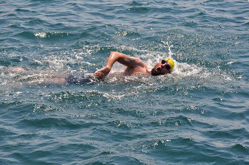 Как я переплыл Босфор: отчёт участника