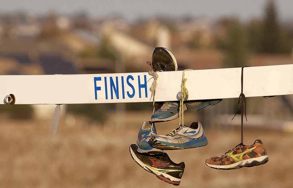 Как понять что беговые кроссовки пора менять?