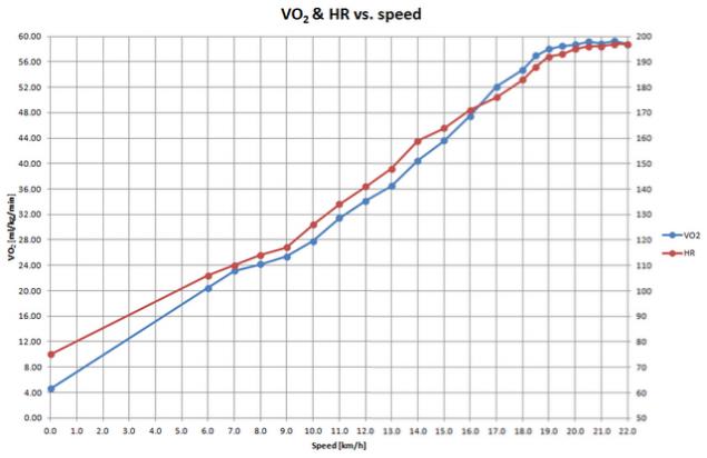 Что такое VO2max и кислородный каскад 1