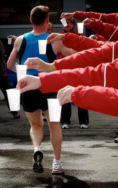 Несколько полезных советов перед первым марафоном