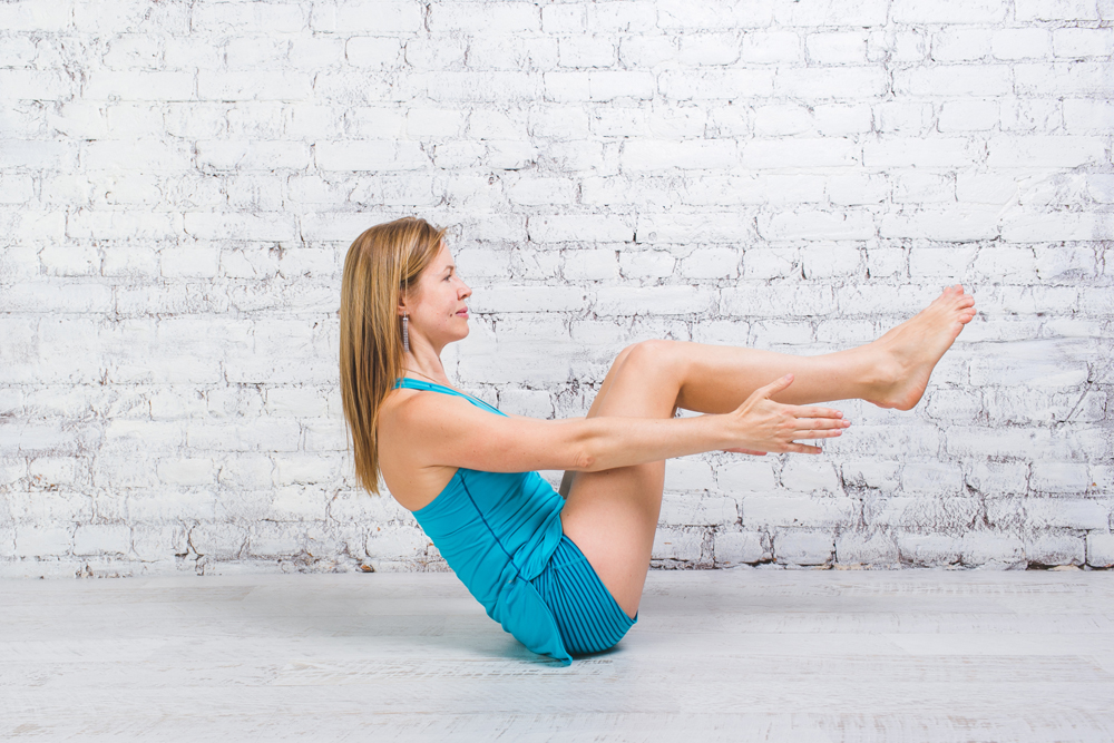 Йога для бегунов: позы для укрепления спины и мышц кора 4