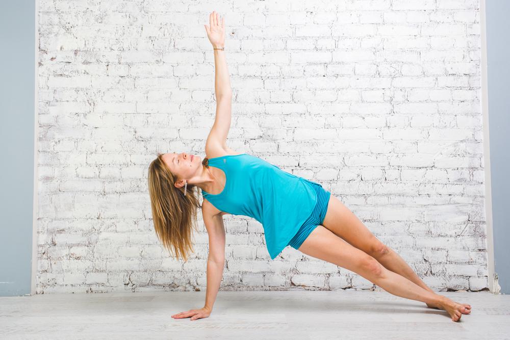 Йога для бегунов: позы для укрепления спины и мышц кора 7