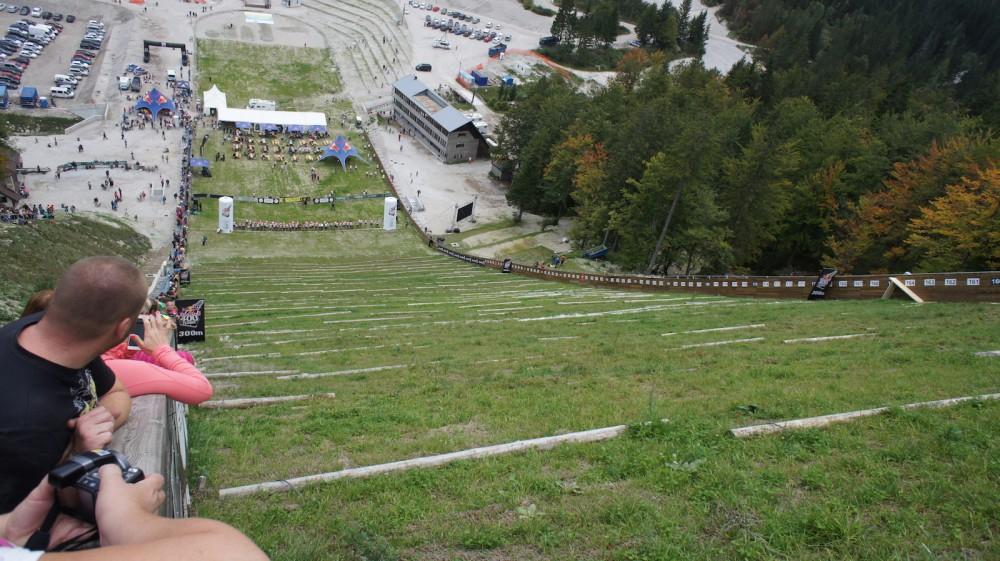 Самые трудные 400 метров: отчёт о гонке Red Bull 400 5