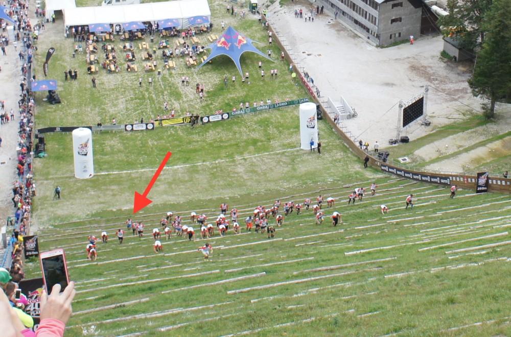Самые трудные 400 метров: отчёт о гонке Red Bull 400 6