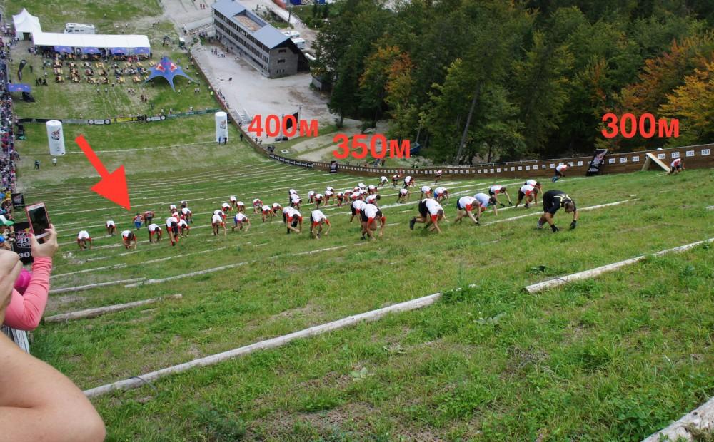 Самые трудные 400 метров: отчёт о гонке Red Bull 400 7