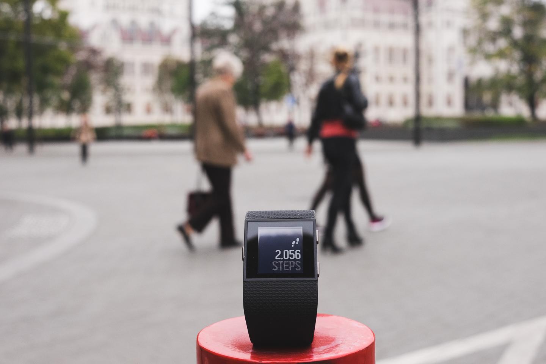 FitBit Surge - устройство строящее мосты между спортивными GPS часами и тренерами активностей 5