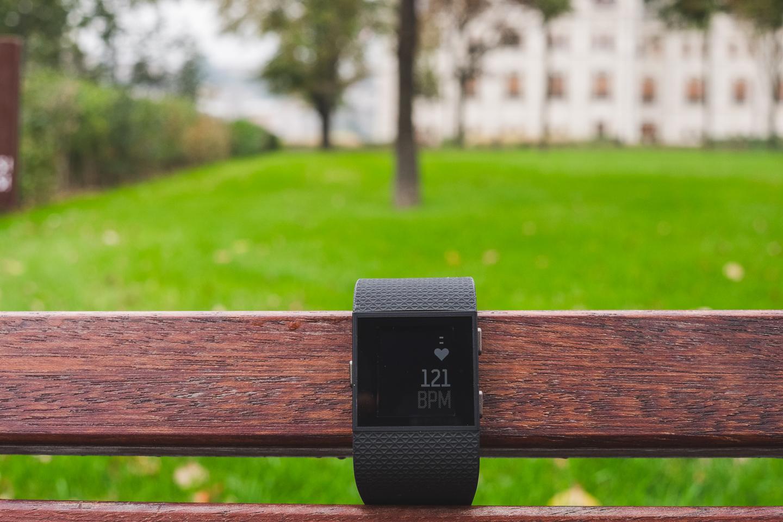FitBit Surge - устройство строящее мосты между спортивными GPS часами и тренерами активностей 8