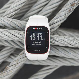 Обзор Polar M400. Три в одном: GPS-часы, трекер активности и smart watch. 12