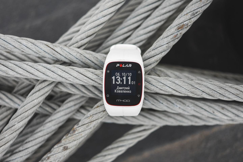 Обзор Polar M400. Три в одном: GPS-часы, трекер активности и smart watch.