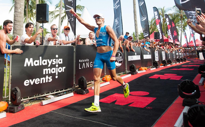 Отчет Даниила Сапунова о Ironman Малайзия 2