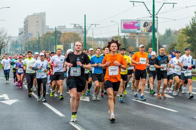 Познань марафон 3