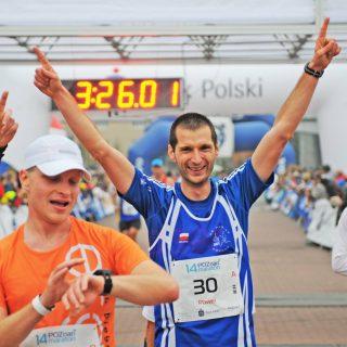 Познань марафон 6