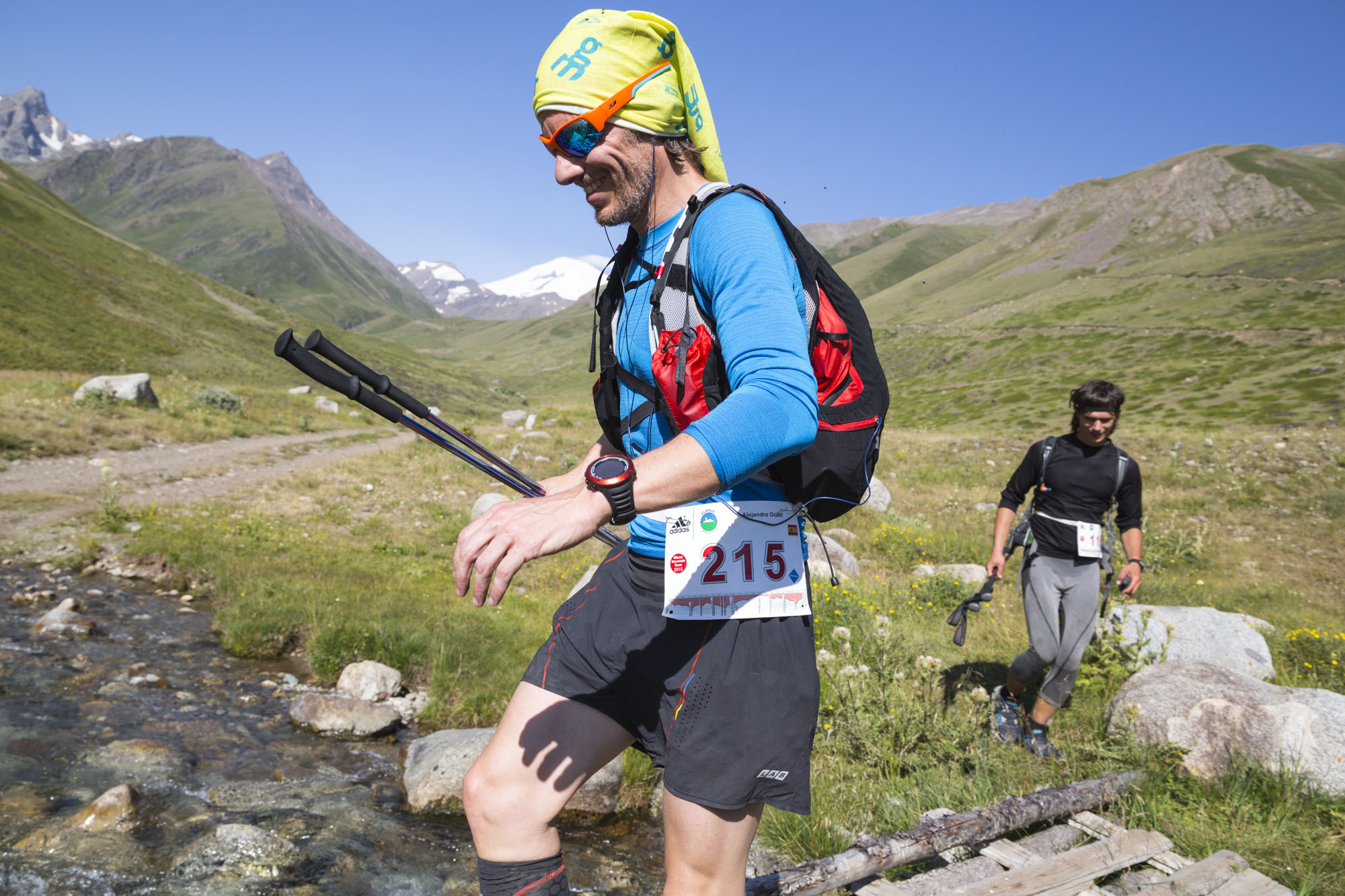 Отчет о Elbrus World Race 9
