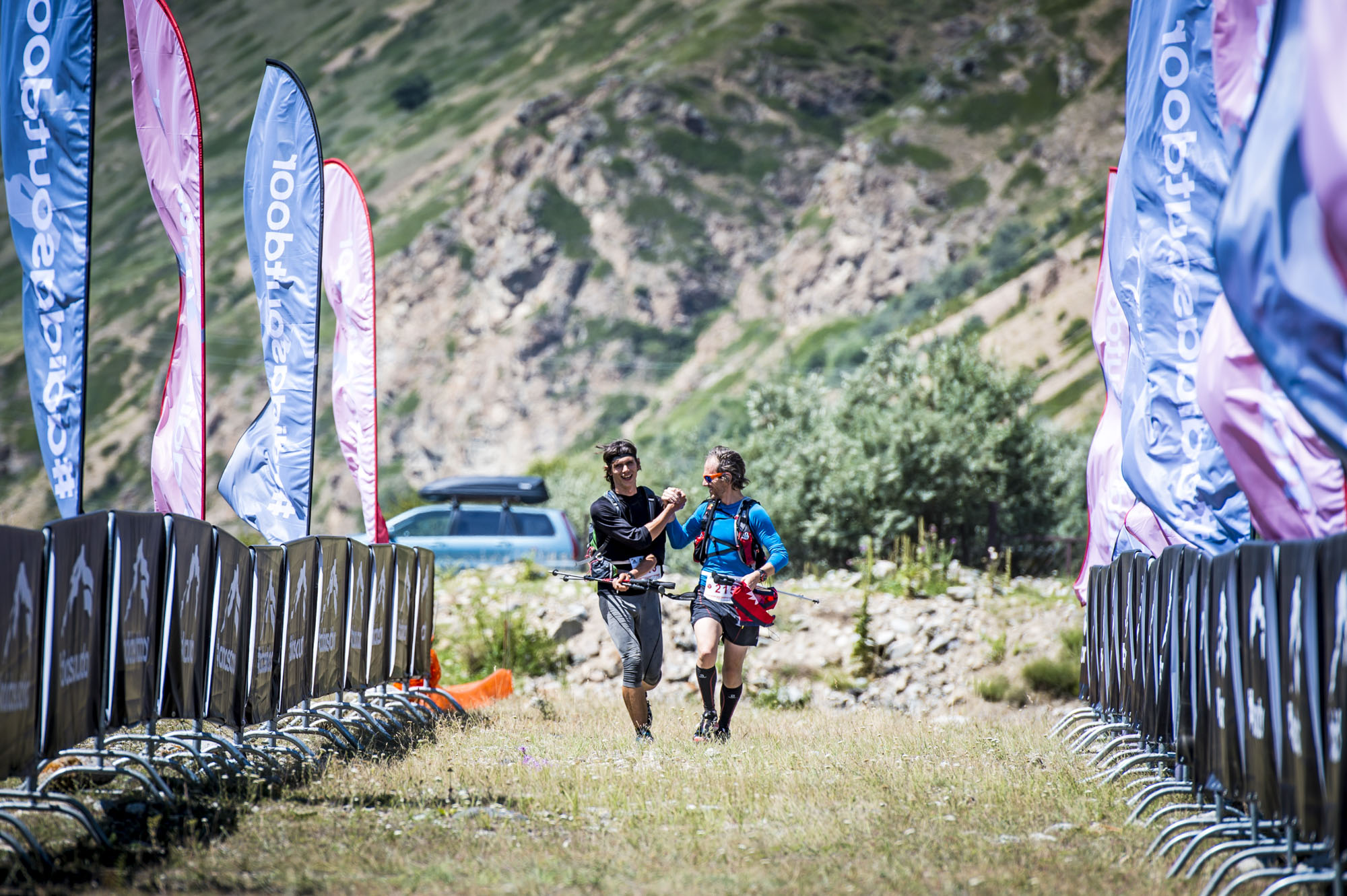 Отчет о Elbrus World Race 14