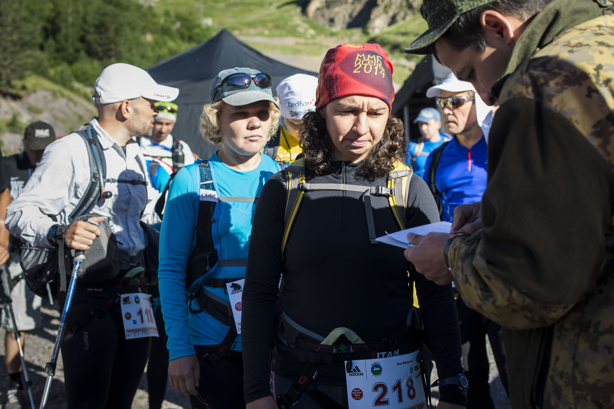 Отчет о Elbrus World Race 5